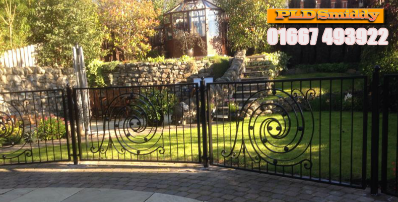 Gates & Railings In Inverness
