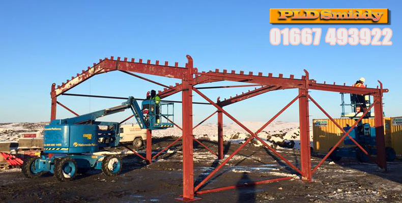 Steel Fabrication Services Inverness